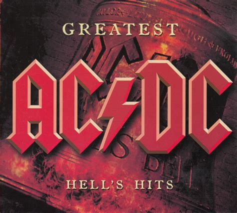 AC/DC - Greatest Hell's Hits (2CD) (Lossless) (2009, Hard