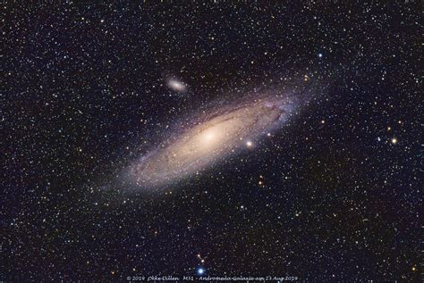 M31 - Andromeda-Galaxie | Astronomie