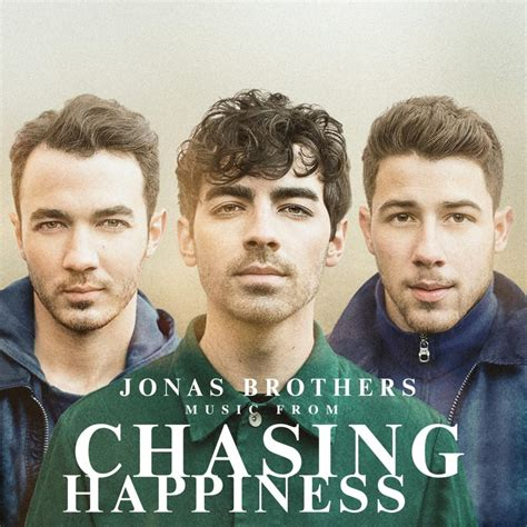 Jonas Brothers - Music From Chasing Happiness Lyrics and