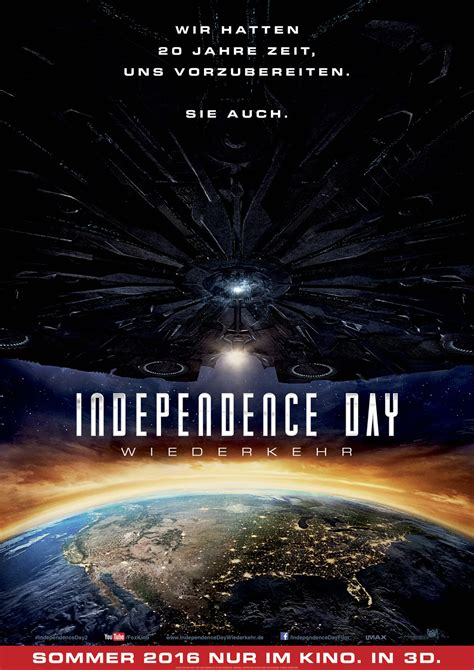 Independence Day 2: Wiederkehr - Film 2016 - FILMSTARTS