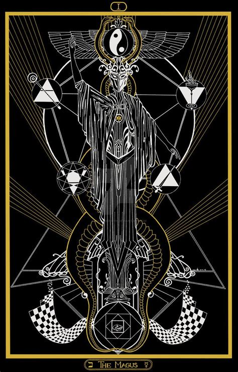 Pin by Rob Manley on Tarot & Occult in 2019 | The magician