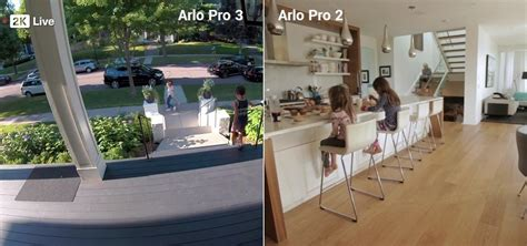 Arlo Pro 2 vs Arlo Pro 3 - Every Difference Explained