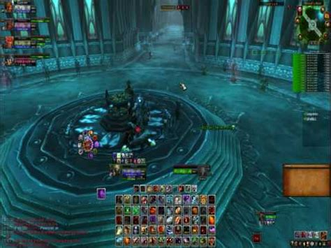 World of Warcraft Fall of the Lich King Gameplay