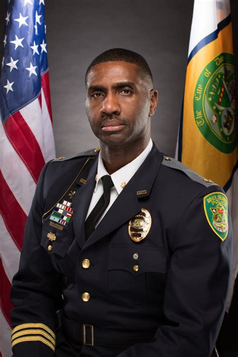 Marvin Mailey Named As Dover Police Chief – First State Update