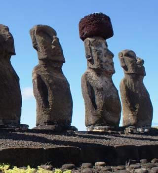 Easter Island Famous Native Sons and Daughters - Famous