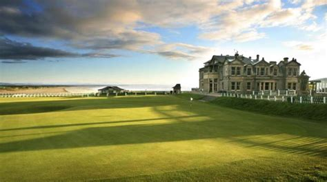 Old Course at St Andrews, Fife, Scotland - Book a Golf Break