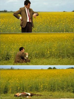 Mr Bean Plain Meme of Mr Bean Screenshots, Meme Photo