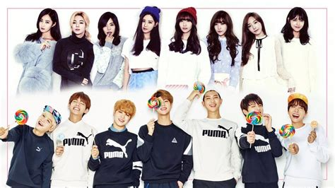 SNSD and BTS are the Only Undisputed Top Groups that Exist