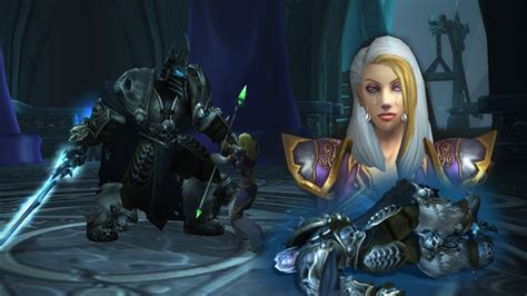 The Sad Story and Downfall of Jaina Proudmoore