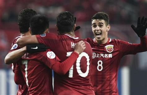 Top 5 earners in the Chinese Super League