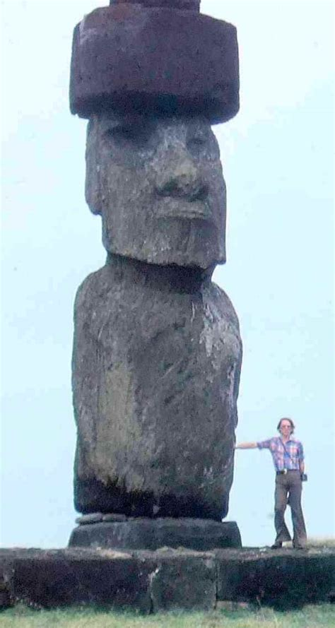 Visiting Chile and Easter Island - The Great Web of Percy