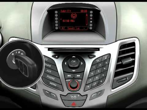 2014 Ford Fiesta Adds MyFord Touch and Updated Sync