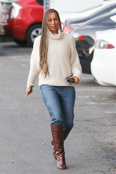 Leona Lewis - Out in West Hollywood 02/12/2020