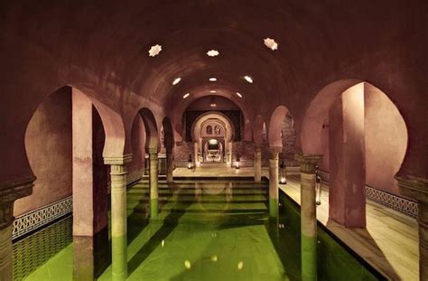 Hot Springs Tourism: baths, spas and hammams in Andalucia