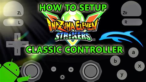 HOW TO SETUP CLASSIC CONTROLLER IN DOLPHIN EMULATOR