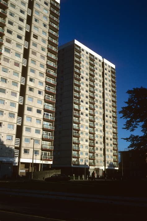 Holly Street, Stage I | Tower Block