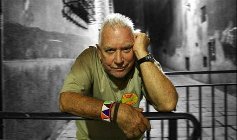 Eric Burdon: 50-year journey from hell-raiser to peace-and