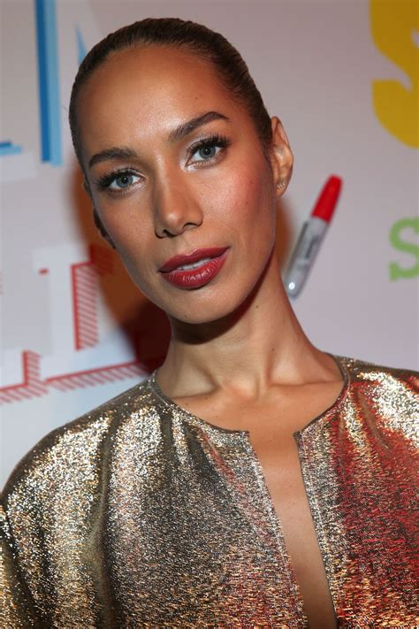 LEONA LEWIS at Stella McCartney Show in Hollywood 01/16