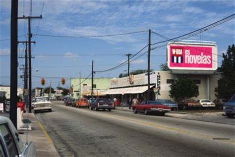 """Miami: Little Havana, SW 8th Street"" by Chet Smolski"