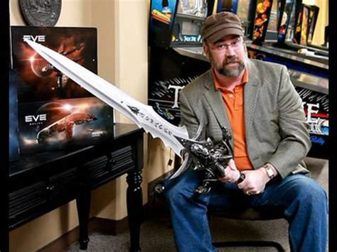 The real Frostmourne Lich King Sword - World of Warcraft