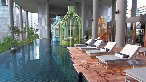 PARKROYAL on Pickering Hotel - Singapore - Hotel Video