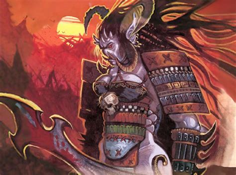 Okura no Oni - L5R Wiki, the Legend of the Five Rings wiki