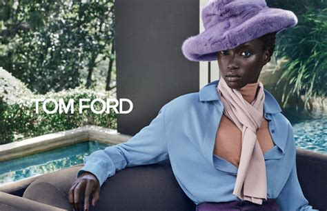 Tom Ford Fall 2019 Campaign | Fashion Gone Rogue