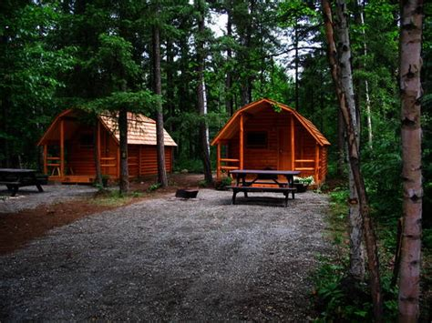 Clearwater, BC, Canada - Clearwater KOA, RV Park