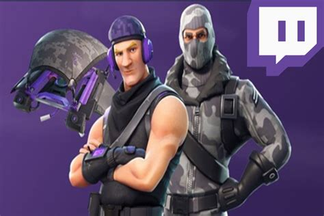 Skins Fortnite Twitch Prime - Breakflip - Actualité
