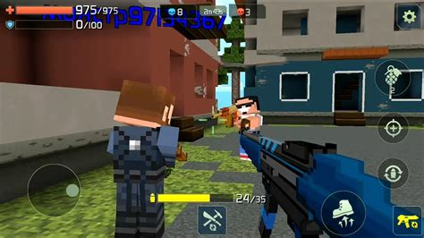 Craft Shooter Online: Guns of Pixel Shooting Games Android