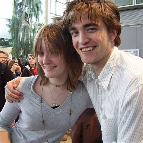 ROBsessed™ - Addicted to Robert Pattinson: New/Old picture