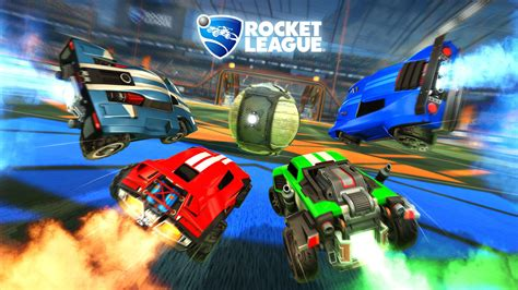 Rocket League Enables Crossplay for PS4, PC, Switch, and