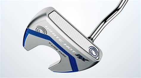 Odyssey White Hot RX V-Line Fang putter review: ClubTest 2017
