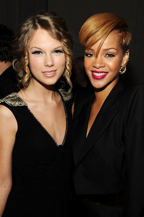 Rihanna will not join Taylor Swift on stage: Revenge for