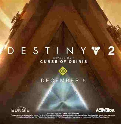 Destiny 2 Fluch des Osiris PS4 Download Code kaufen
