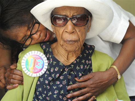 World's oldest woman, 116, eats bacon daily