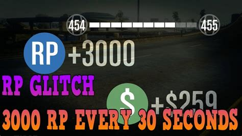 GTA 5: Fastest Way to Earn Unlimited RP or 3000 RP Every