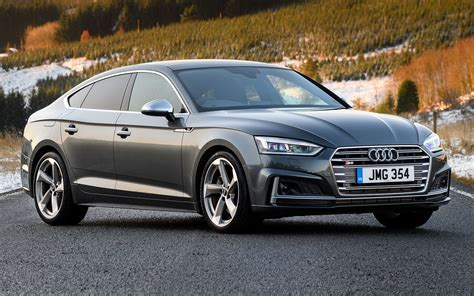 2017 Audi S5 Sportback (UK) - Wallpapers and HD Images