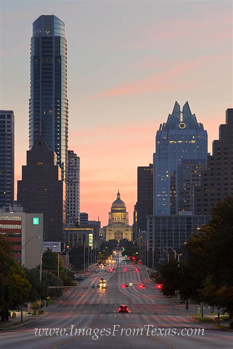 Texas State Capitol from Congress Ave 3 | Austin, Texas