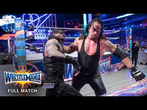 Is Goldberg's WrestleMania 33 match with Brock Lesnar the