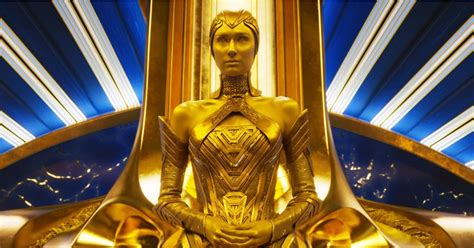 Who Plays Ayesha in Guardians of the Galaxy 2? | POPSUGAR