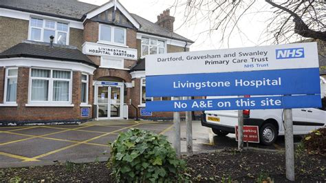 Kent hospital boss 'disappointed' at losing to Richard