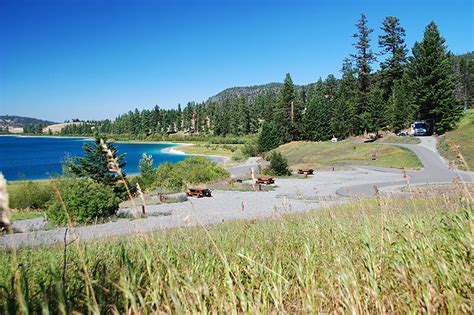 Camping in Kamloops and North Thompson/Yellowhead Highway
