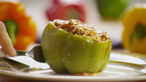 How to Make Stuffed Green Peppers | Allrecipes