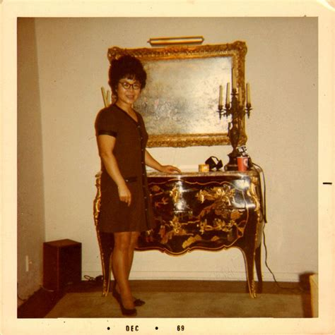 Candid Polaroid Snaps of Happy Women in the 1960s