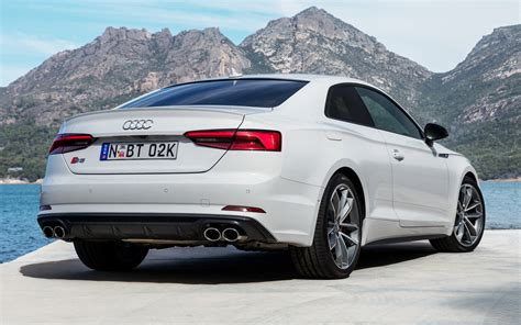 2017 Audi S5 Coupe (AU) - Wallpapers and HD Images | Car Pixel