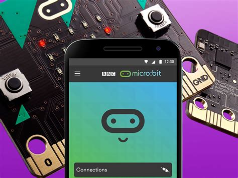 Code without the cord - BBC Micro:Bit gets Bluetooth app