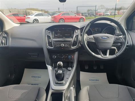 2016 Ford Focus Focus Zetec Tdci   Used Cars Derry Donegal