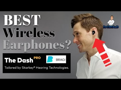 Bragi Dash Pro Review: The Smartest Wireless Earbuds On