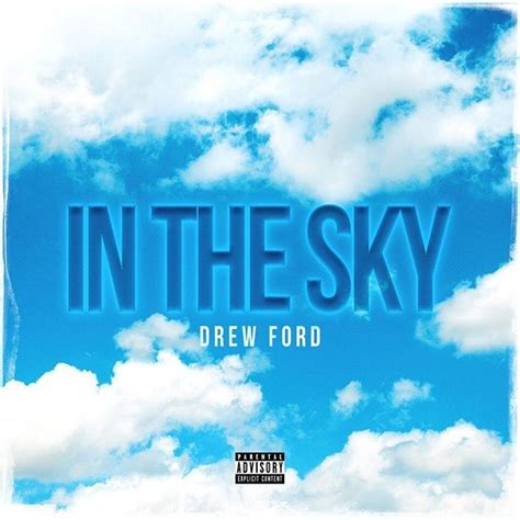 In The Sky | Available Now! #coverart #albumcover #rap #